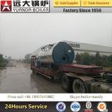 10ton 1.25MPa oder 1.6MPa industrielle automatisch China berühmte Marken-Erdgas und ölbefeuerter Dieseldampfkessel