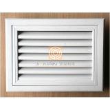 Difusor decorativo do redemoinho do painel de teto da tampa do condicionador de ar