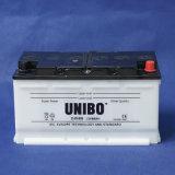 La batterie automatique DIN88 12V88ah de haute performance sèchent la batterie chargée de voiture