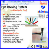 고열, PVC 의 아BS, PE 코팅 관 선반 (EBIL-XBHJ)