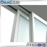Portelli scorrevoli di alluminio standard con i materiali di configurazione