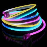 Color sueño persiguiendo la luz LED Neon Flex para la construcción de la Decoración