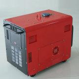 비손 (중국) BS6500dse 5kw 5kVA 5000W 1 년 보장 홈 휴대용 큰 힘 판매를 위한 디젤 엔진 발전기 세트