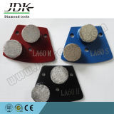 다이아몬드 사다리꼴 가는 격판덮개 콘크리트 지면
