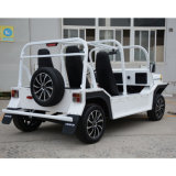 Автомобиль электрической кареты двигателя туристской Sightseeing с 4 местами