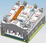 Конструкция прессформы впрыски высокой точности пластичная и делать автомобильное вспомогательное оборудование