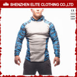 Bodybuilding stampato abitudine adatta poco costosa all'ingrosso Hoodie (ELTHSJ-1069) di Dri Camo