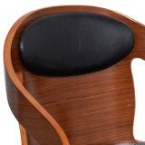 가짜 가죽 Retro 호두에 의하여 겉을 꾸미는 Bentwood 본사 의자 W15845-5