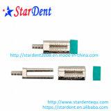 歯科使い捨て可能な高精度の真鍮の双生児は青いカラーか歯科合せ釘ピンをピンで止める