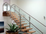 Escaleras de madera sólida de los fabricantes de la escalera