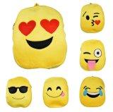 Emoji füllte Plüsch-Beutel für Geschenk an