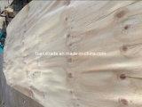 가구를 위한 회전하는 커트 소나무 코어 베니어