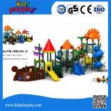 Huis van het Spel van de Jonge geitjes van het Centrum van het Spel van de Speelplaats van de baby het Openlucht Binnen Plastic Zachte