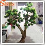 Decoração para casa Fiberglass Fake Artificial Pine Tree