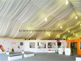 販売白いPVC屋根の休日の贅沢な結婚披露宴のテント
