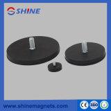 Forte magnete standard del POT del neodimio di formato (D22, D43, D66, D88) con il filetto Rod