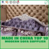 Base de sofá de madera encantadora de la tela de Hoem de los muebles