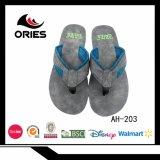 Las sandalias calientes del deporte de los hombres de la venta venden al por mayor el deslizador de los hombres