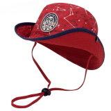 Kundenspezifische Stickerei bedeckt Burshed Baumwollfördernde Schutzkappen-Hut-Hysteresen-Schutzkappen-Stickerei-Kind-Schutzkappe mit einer Kappe