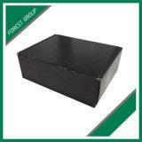 De zwarte Glanzende Doos van het Karton van Shiping van de Douane