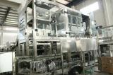 アルカリ水クリーニングおよびびん詰めにする機械装置