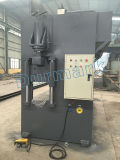 Hsp 1800t máquina de hacer marco de la puerta de perforación de la puerta de la máquina de prensa