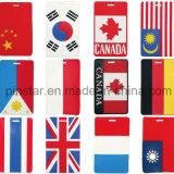 Plastikpersonifizierte kundenspezifische Firmenzeichen-Masse-Gepäck-Großhandelsmarken