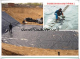 Fodera dello stagno dell'HDPE per l'acqua di progetti ambientali