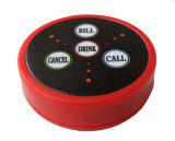 Drahtloses drahtloses Tonsignal-Bell-System für Gaststätte verbessern Bedienungsqualität-Geräten-Bildschirmanzeige