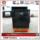 generatore di potere diesel silenzioso 50kVA/40kw con il motore di Lovol