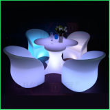 Ensemble de meubles incandescent Éclairage Night Club Lighting Lighting LED Table