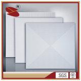 protection environnementale des matériaux de construction pour l'aluminium les carreaux de plafond