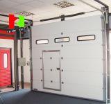 中国の産業引き戸のアルミ合金のガレージのドア(HzGR0012)