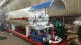 ASME 공장 10 M3 미끄럼 플랜트 역을 다시 채우는 가스 5 톤 LPG