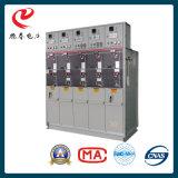 Apparecchiatura elettrica di comando compatta completamente isolata con l'effetto ad arco del gas Sf6