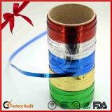 Impreso en relieve cinta que se encrespa multicolor de perro bolsa de envasado de alimentos