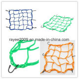 Crochets durables de plastique de filet pour fret de moto de ténacité élevée UV de Stablized