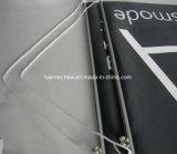 Stampa d'attaccatura della bandiera del tessuto di plastica del poliestere (SS-FH46)