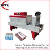 Pellicola del PE della macchina imballatrice 6040 dello Shrink di calore per la bottiglia