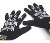 Половинная перчатка износа спорта Airsoft Paintball перста тактическая