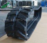 構築機械装置の掘削機のゴム製トラック(300X52.5N)