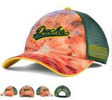 Qualitäts-Entwurfs-Drucken-Fernlastfahrer-Schutzkappen-Ineinander greifen-Rückseiten-Hut