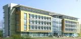 Material de la calidad y salida eficiente para los edificios de acero estándar