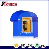 2017 Cabine Acústica de telefonia de alta qualidade RF Kntech-16 cabine telefônica à prova de água