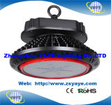 Indicatore luminoso industriale dell'indicatore luminoso/UFO LED Highbay del UFO indicatore luminoso/150W LED della baia del UFO 150W LED di Yaye 18 alto con Philips/Osram