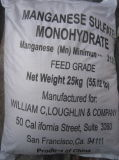 Mnso4. H2O (het Monohydraat van het Sulfaat van het Mangaan) de Rang van het Voer/van de Meststof van 31.8%