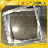 Fábrica de alumínio Custom CNC Precision Cutting Welding Frames de alumínio