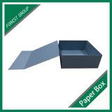 OEM diseño al por mayor delicado plegable con cierre magnético de papel caja de regalo