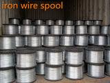 Alambre galvanizado carrete axial del hierro del filamento