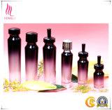Jogo quente do cosmético da venda dos frascos e dos frascos